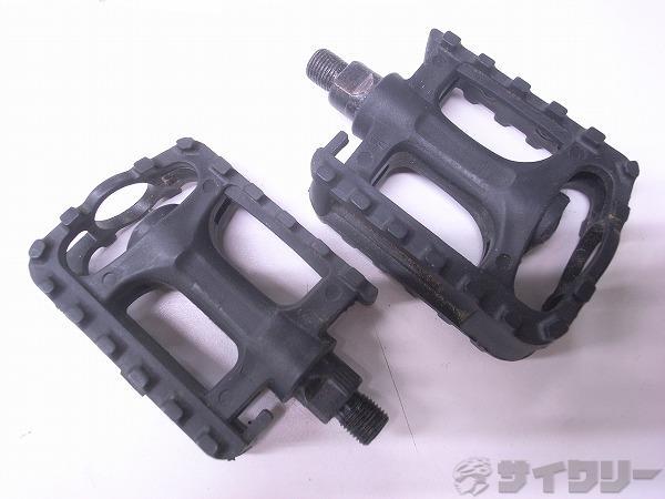 フラットペダル BMX用 ブラック