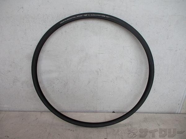 クリンチャータイヤ LUGANO 700x23c ワイヤービード