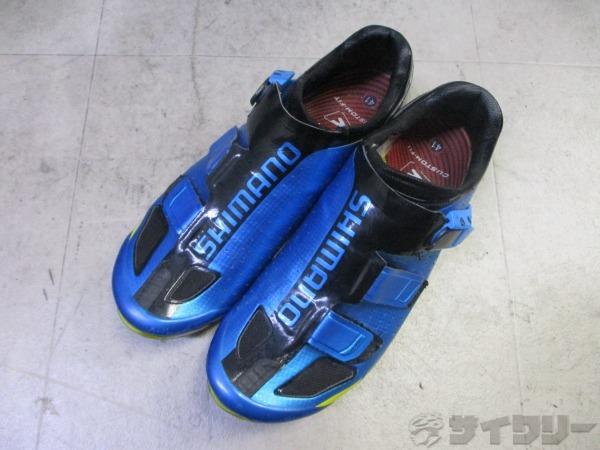 ビンディングシューズ SH-R321B EU41(25.8cm) ブルー