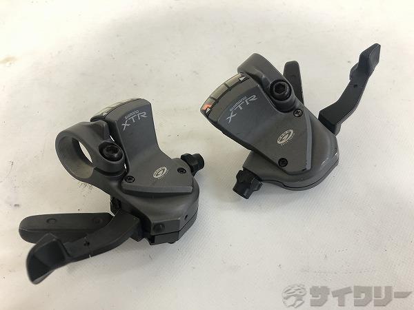ラッピドファイヤーシフター SL-M952 XTR 3x9s