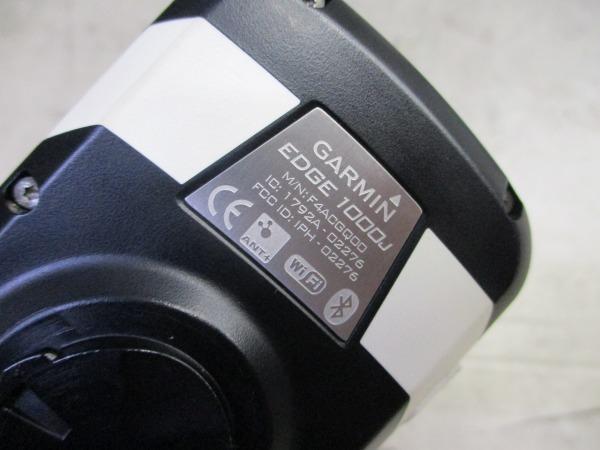 EDGE 1000J 日本語版 本体+充電コード