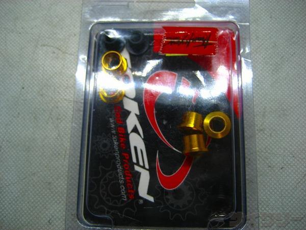 チェーンリングボルト AL-K083 GOLD