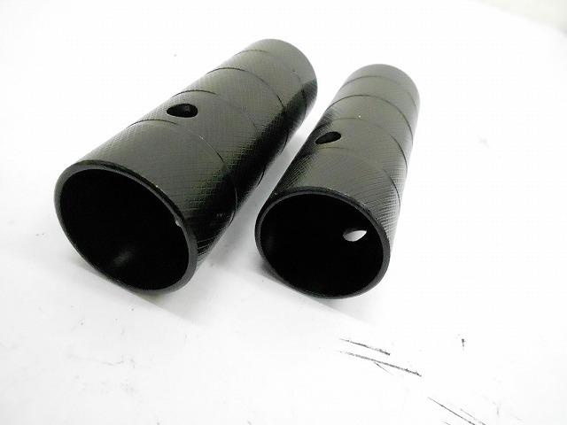 ペグ 110mm ブラック