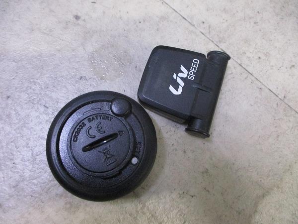 サイクルコンピューター CATENA 9W 電池欠品/動作確認済み