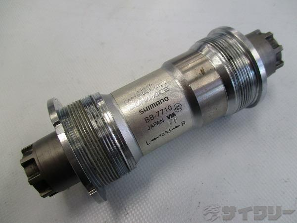 ボトムブラケット BB-7710 109.5mm オクタリンクV1 JIS NJS
