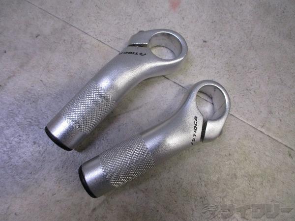 バーエンドバー Φ22.2mm シルバー