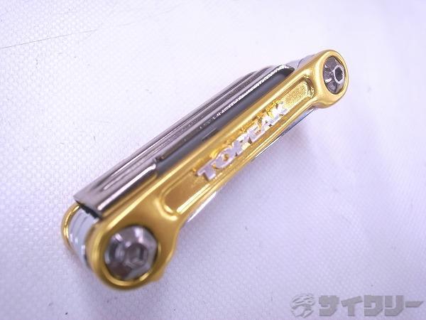 携帯ツール Mini 9 Pro ゴールド