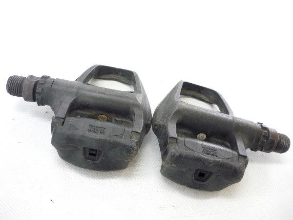ビンディングペダル PD-R550 ※ガタ強