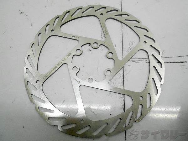 ブレーキディスクローター φ160mm 6穴