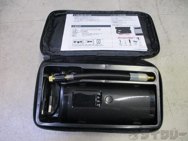 充電式エアーポンプ AP2 仏式