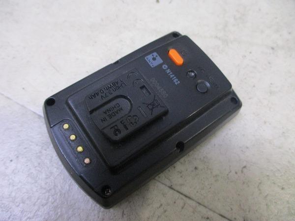 サイクルコンピュータ CC-GL50 充電コードのみ付属