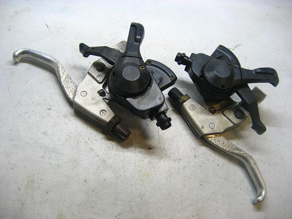 デュアルコントロールレバー ST-MC18 3×9s