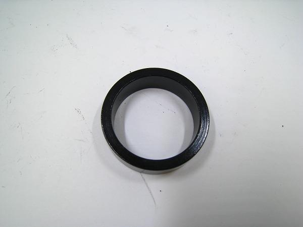 コラムスペーサー OS 10mm アルミ ブラック