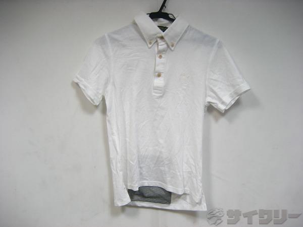 半袖ポロシャツ サイズ:S ホワイト