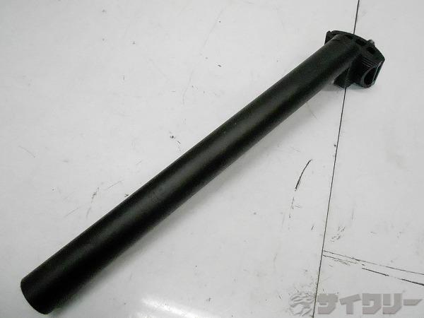 シートポスト φ27.2mm/300mm ブラック