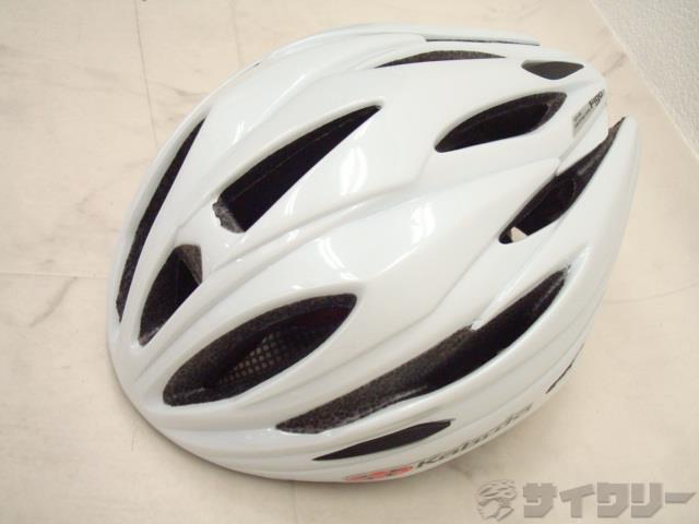 ヘルメット FIGO M/Lサイズ 2017年式 ホワイト