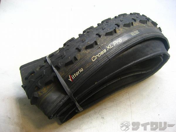 ブロックタイヤ Cross XL Pro 700×33C