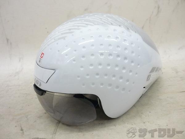 エアロヘルメット ホワイト 2014年式