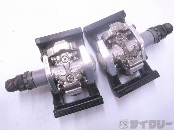 ビンディングペダル PD-M515 SPD