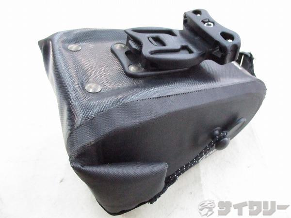 破れ サドルバッグ WATERPROOF 120x110x170mm(実測)