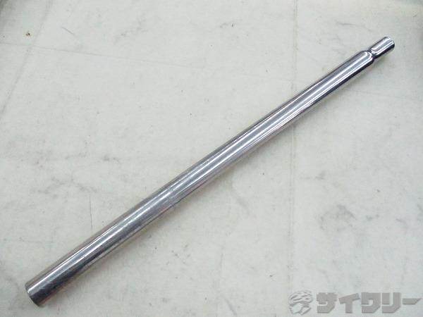 ヤグラ欠品シートポスト スチール 27.2mm/全長500mm