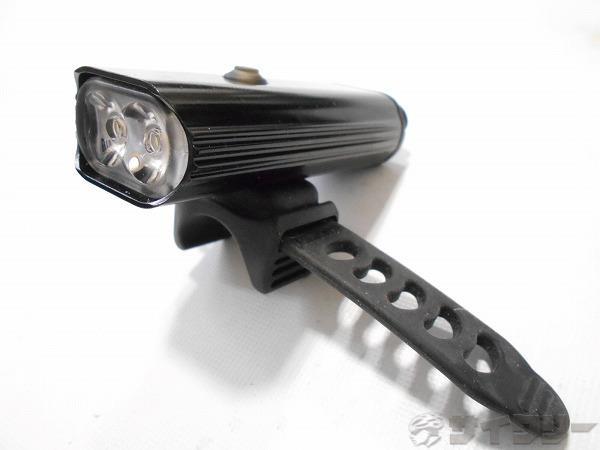 フロントライト LITE DRIVE 1000XL ブラック USB充電タイプ