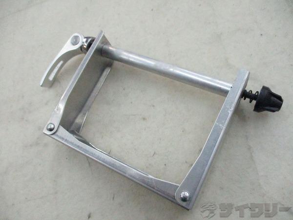 輪行用エンド金具 ロード用 130mm