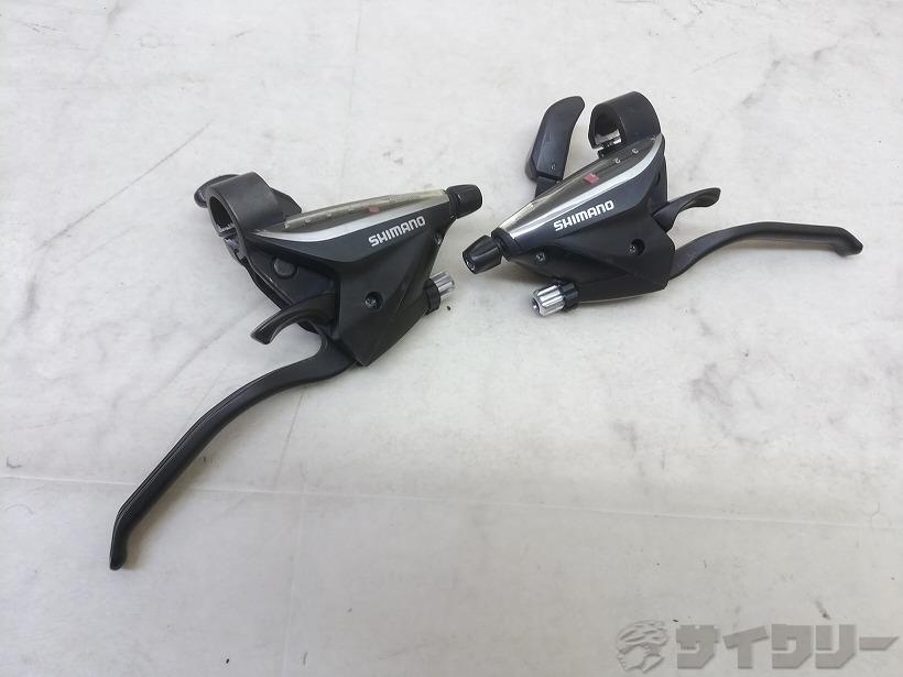 デュアルコントロールレバーセット ST-EF65 3x9s