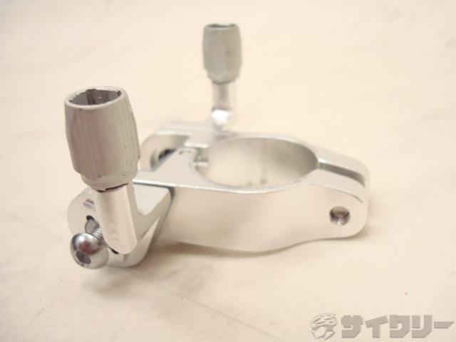 レバーコラム マウント 1-1/8インチ(28.6mm) シルバー