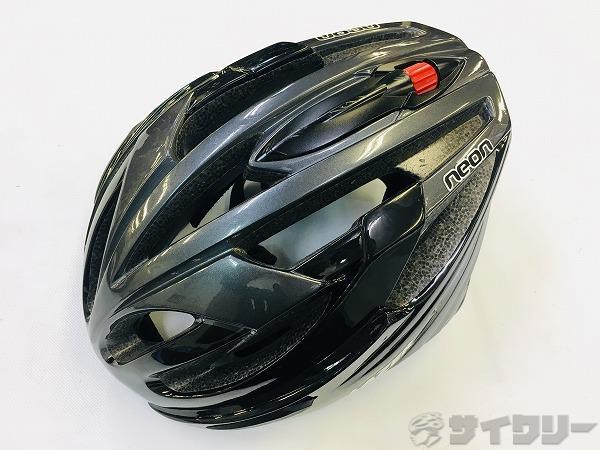 ヘルメット NEON ブラック ※注意有り
