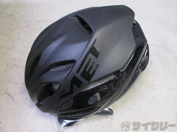 ヘルメット M103 RIVAL Mサイズ(54-58cm) 2016年式 ブラック