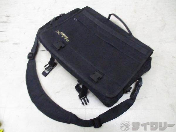使用感大 ショルダーバッグ XTR 370x270x100mm(実測)
