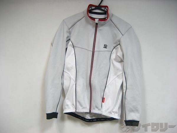 ウィンドブレーキジャケット  ホワイト Mサイズ