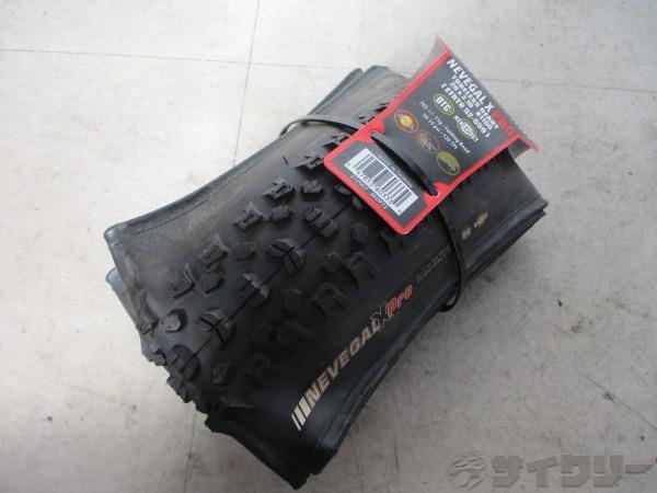 タイヤ NEVEGAL X PRO 26×2.10(52-559) TUBELESS READY