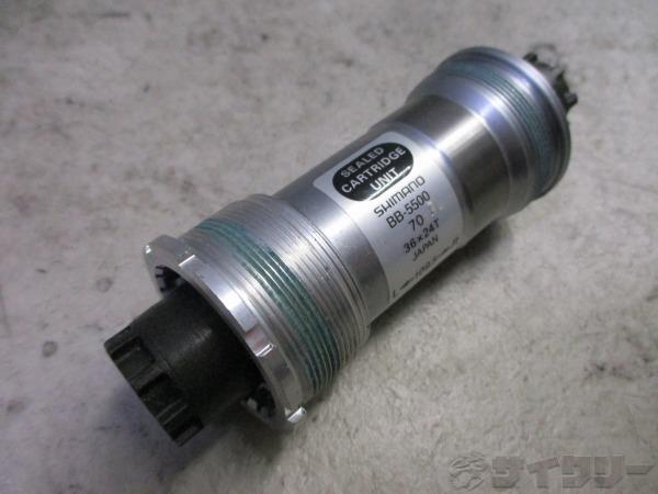 ボトムブラケット BB-5500 ITA/70mm 109.5mm オクタリンク