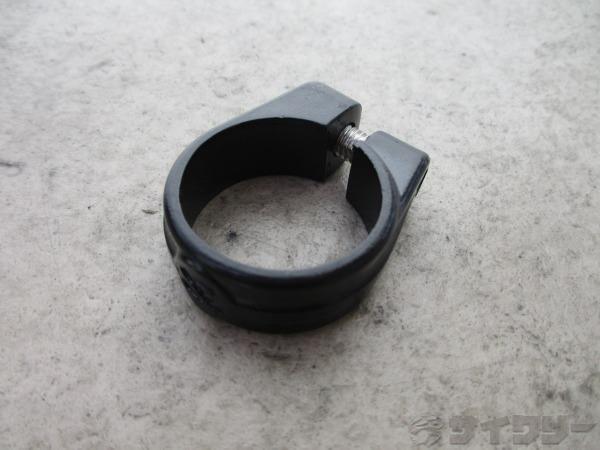 シートクランプ Φ29.4/28.4mm ブラック