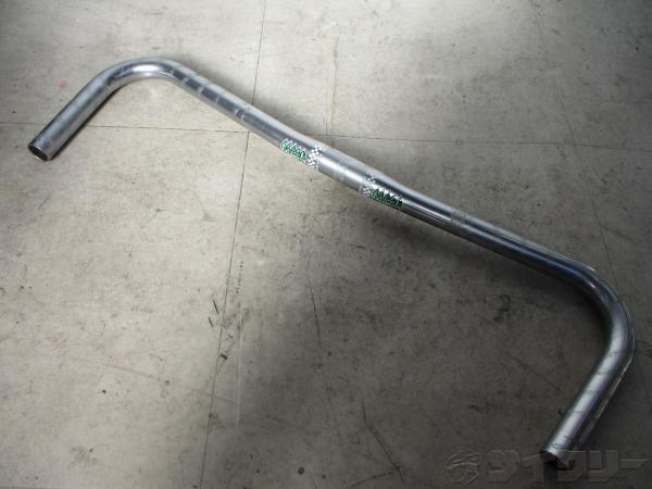ハンドル Calsaga Bar 約510mm(実測)/25.4mm シルバー