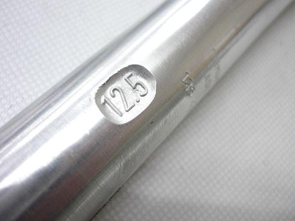 スレッドステム 125mm/26.4mm/22.2mm