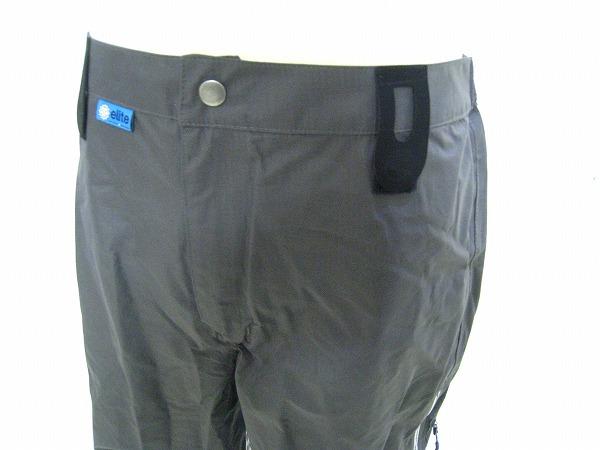 サイクルパンツ REFUGE PANTS Lサイズ グレー