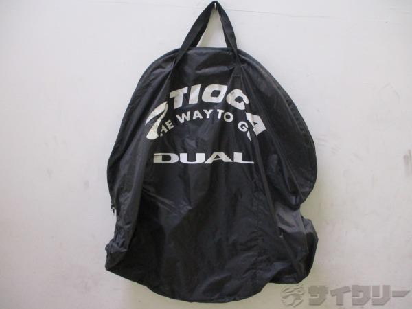 ホイールバック DUAL 2本用 ブラック