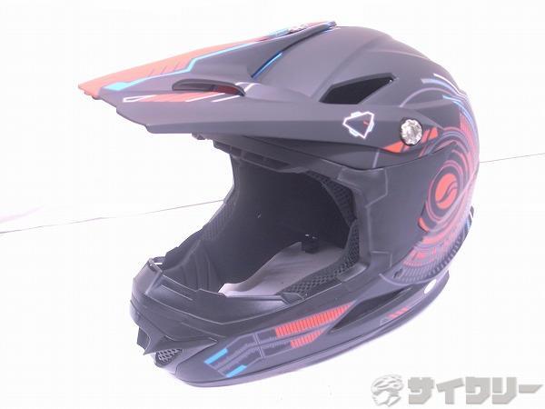 フルフェイスヘルメット FACTOR サイズLG/XL