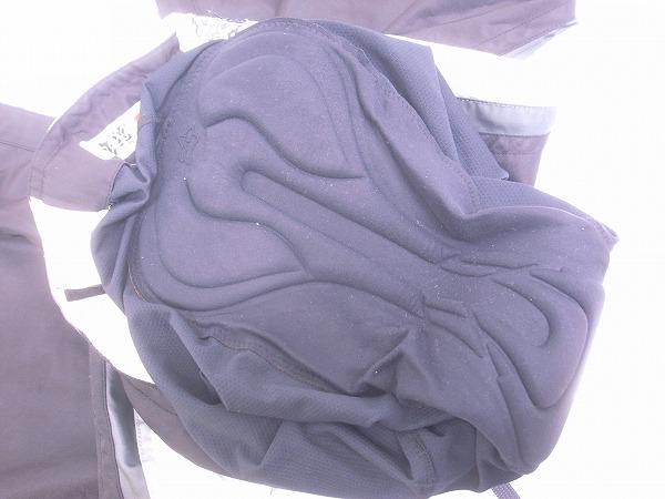 モトパンツ RIDE SHIRTS 34サイズ ブラック/ホワイト