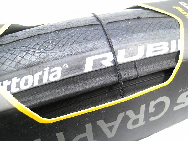 クリンチャータイヤ RUBINO PRO SPEED 700×23c