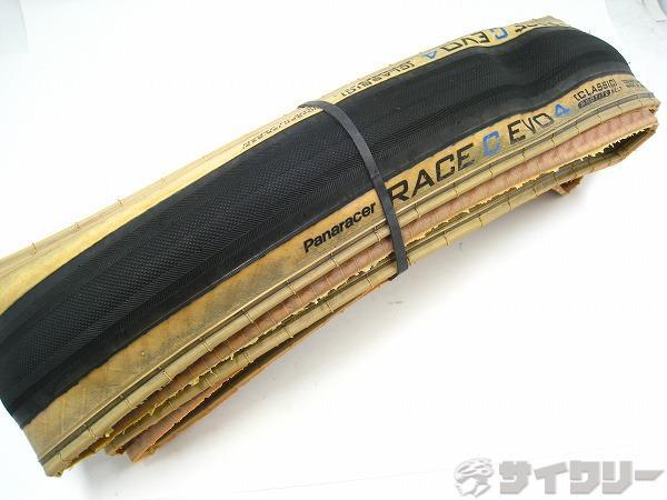 クリンチャータイヤ RACE C EVO 4 [CLASSIC] 700×26c(26-622)