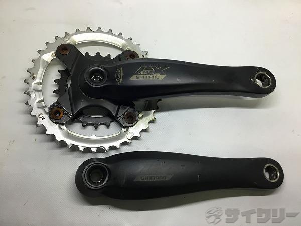 クランク DEORE LX FC-M572 170mm/104-64mm
