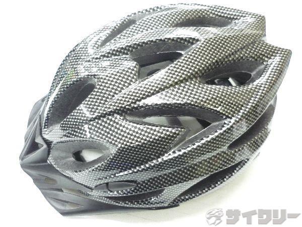 ヘルメット ブラック サイズ:不明