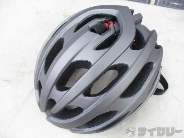 ヘルメット グレー サイズ:不明