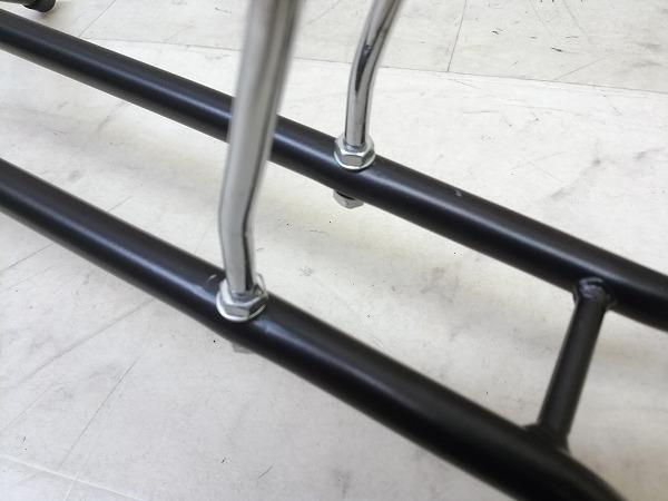 自立式自転車スタンド