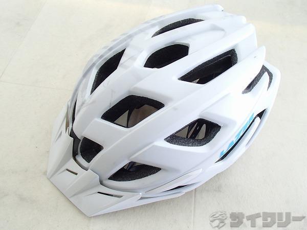 ヘルメット ULTRAX Lサイズ ホワイト