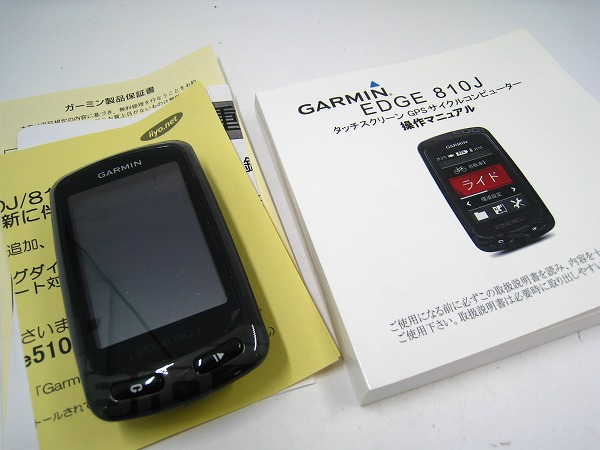 GPS EDGE810J